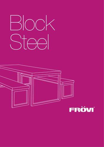 Block Steel Brochure