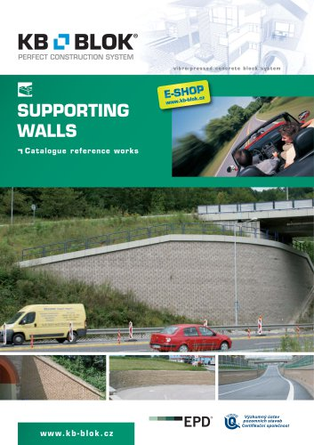 reference works - Supporting walls