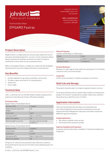EPIGARD Fastrac