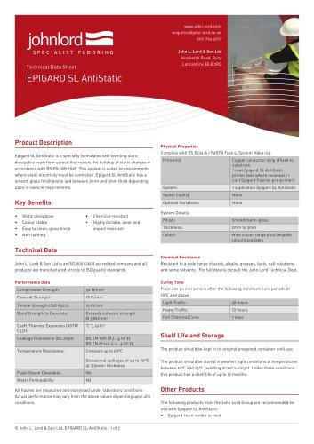 EPIGARD SL AntiStatic