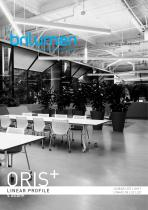Oris Plus | Linear LED Profile