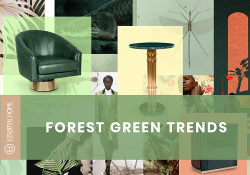 Forest Green Trends