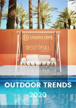 Outdoor Trends 2020
