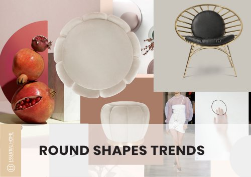 Round Shapes Trends