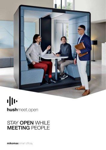 hushMeet.open_acoustic meeting pod_en
