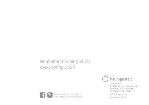 news spring 2020