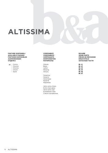 ALTISSIMA