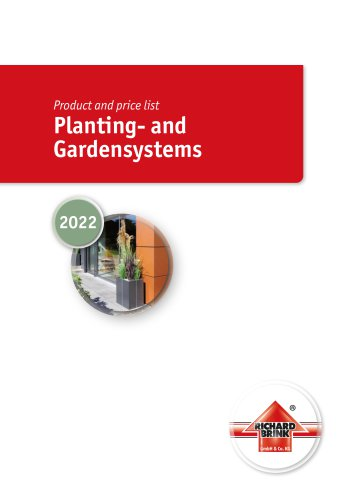 Planting systems