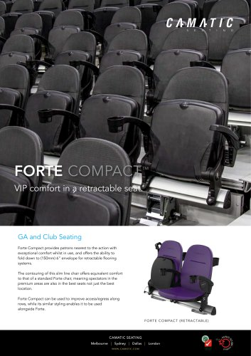 FORTE COMPACT™
