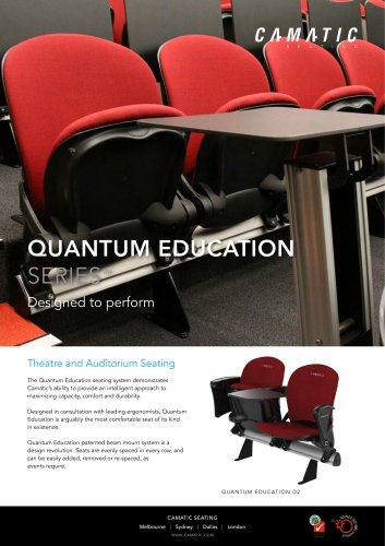 QUANTUM EDUCATION SERIES™
