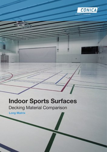 Indoor  Sports Surfaces