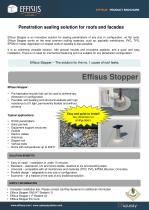 EFFISUS STOPPER
