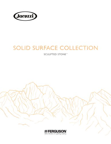 SOLID SURFACE COLLECTION