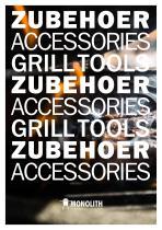 MONOLITH Accessories Catalogue 2017
