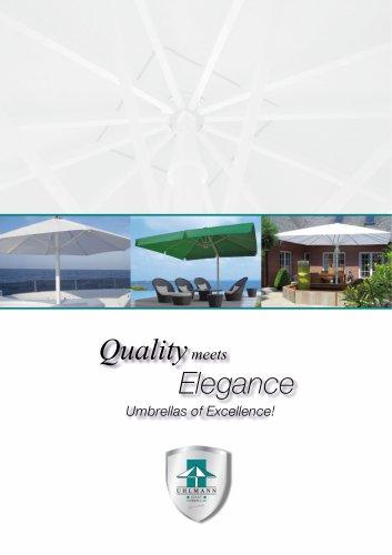Brochuere Uhlmann Umbrellas