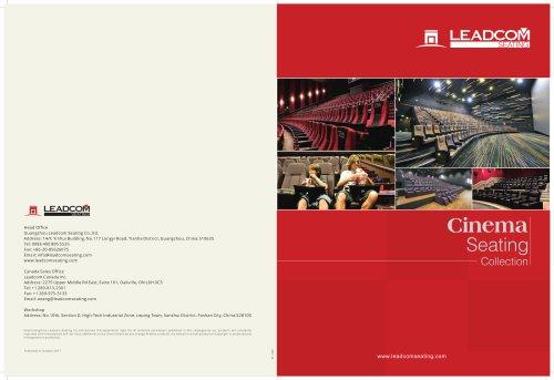 Leadcom Seating Cinema Seating