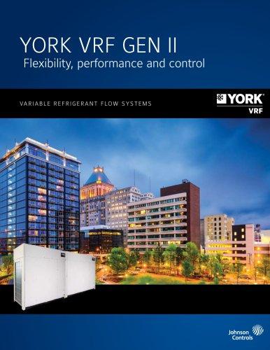 York VRF GEN II