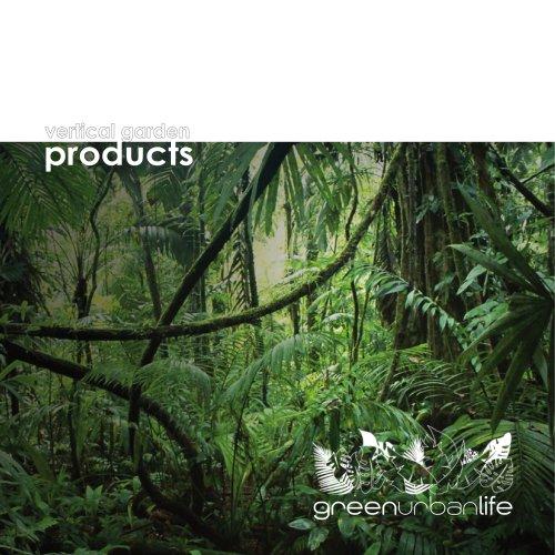 Green Urban Life - products (en/de/rus)