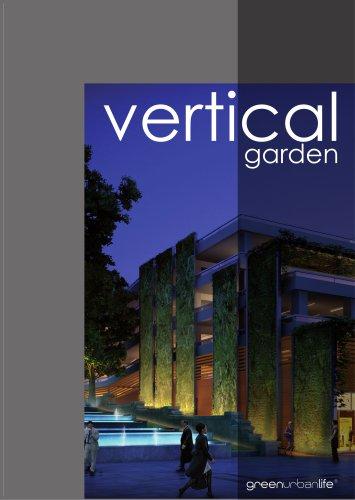 Green Urban Life - vertical garden
