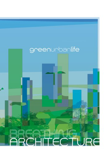 greenurbanlife® breathing architecture (en/ru)
