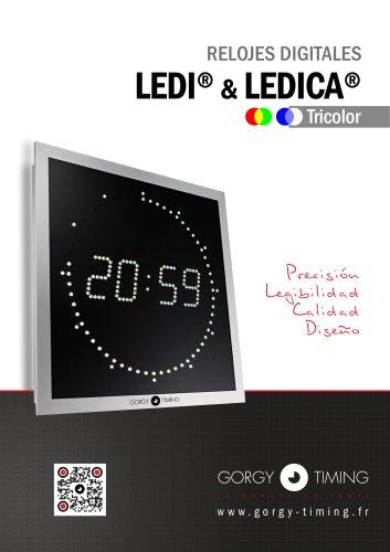 LEDI® & LEDICA®