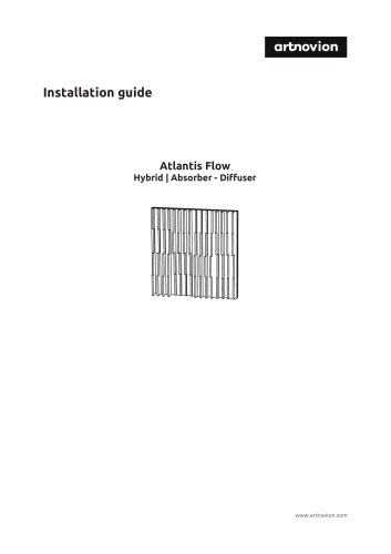 Atlantis Flow Installation guide