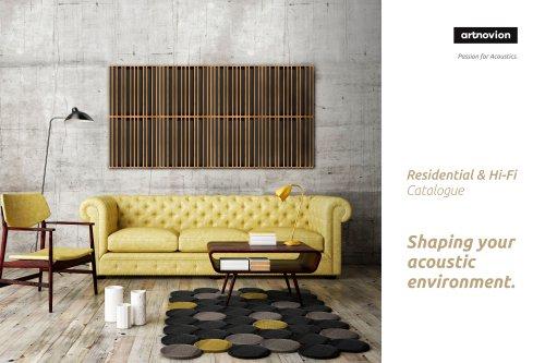 Residential & Hi-Fi Catalog