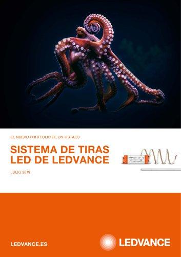 SISTEMA DE TIRAS LED DE LEDVANCE