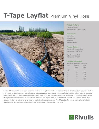 H5200 Layflat