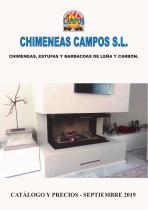 PRECIOS CHIMENEAS CAMPOS