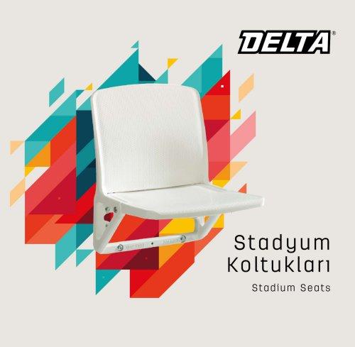 Delta Stadium Seating Catalog 2018