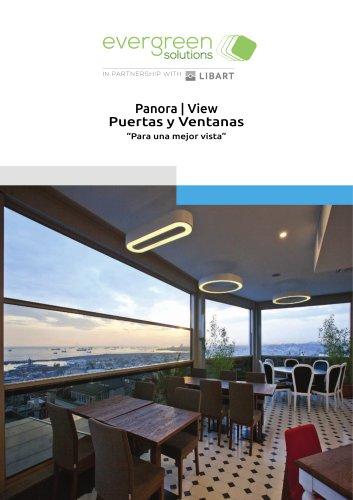 Evergreen Solutions_Panora-View_Ventanas y Puertas de Guillotina
