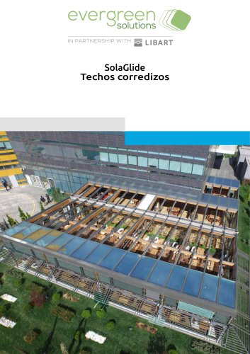 Evergreen Solutions_SolaGlide_Techos Corredizos
