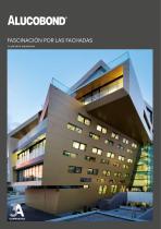 ALUCOBOND® Fascinación por las fachadas La piel de la arquitectura
