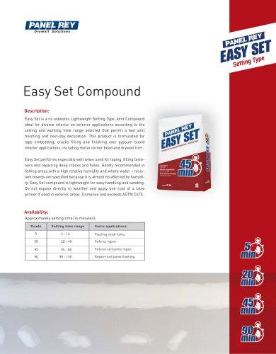 Easy Set Compound
