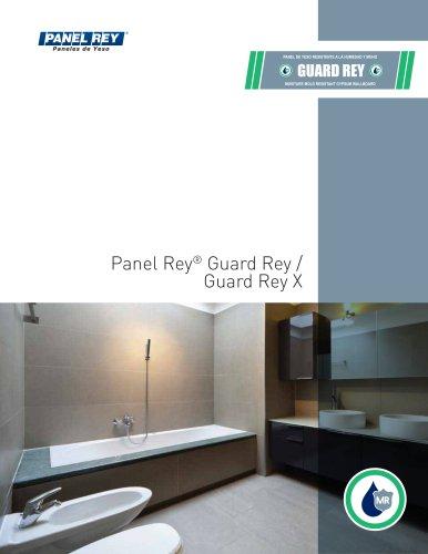 (TDS) Panel Guard Rey