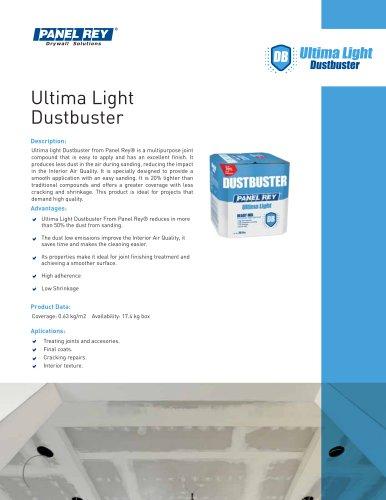 ULTIMA LIGHT DUSTBUSTER TDS