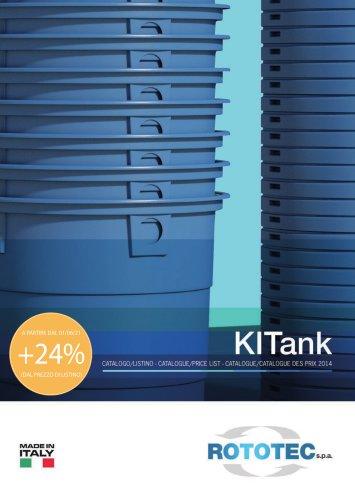Kit tank catalogue