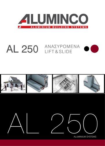 Catalogue AL 250