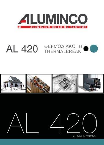 Catalogue AL 420