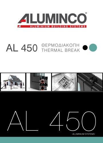 Catalogue AL 450