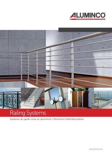 Railings brochure