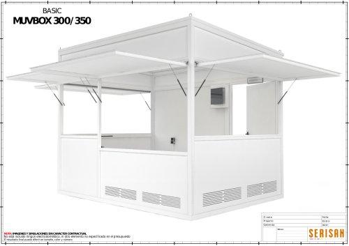 Muvbox Kiosk 300