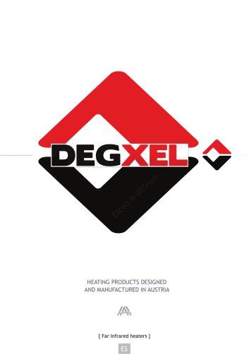 Catálogo técnico DEGXEL