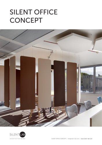 SilentLab - Silent Office Concept