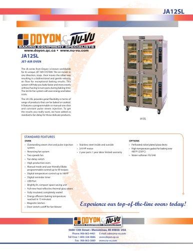 Jet-Air ovens