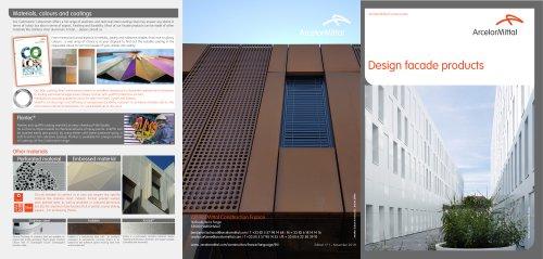 Design facade products