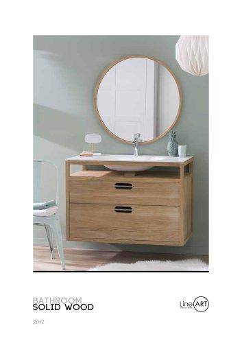 Bathroom Solid Wood 2017