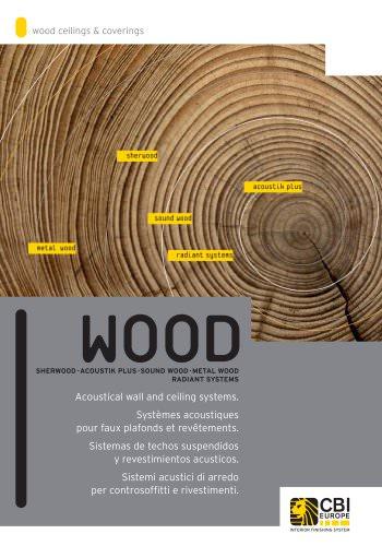 wood ceilings & coverings