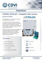 ATRIUM/ RX26-SAT